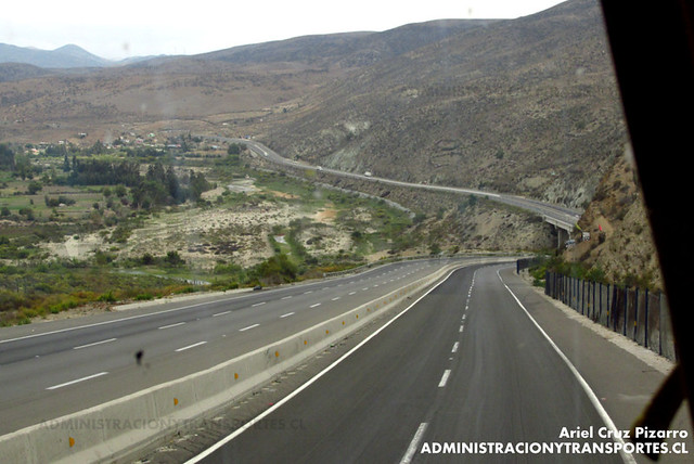 Ruta 5 Norte - Sector Río Limarí - DJLC84