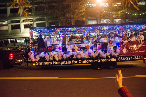 Greenville Christmas Parade 2015-52