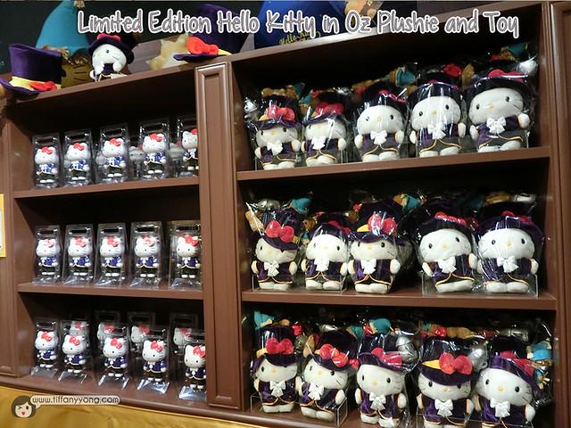 Hello Kitty in Oz Plushie n Toy