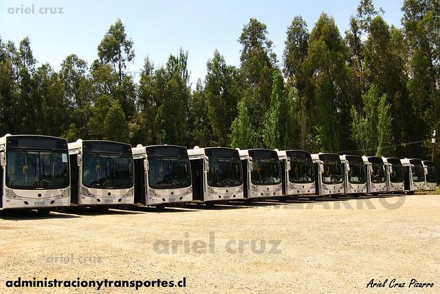 Terminal Departamental - Metbus (Transantiago)