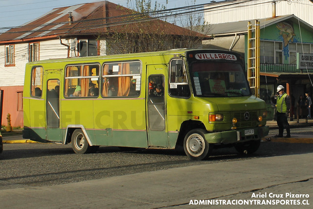 Jorge Alarcón Jara EIRL - Villarrica - LR Bus / Mercedes Benz (LU5221)