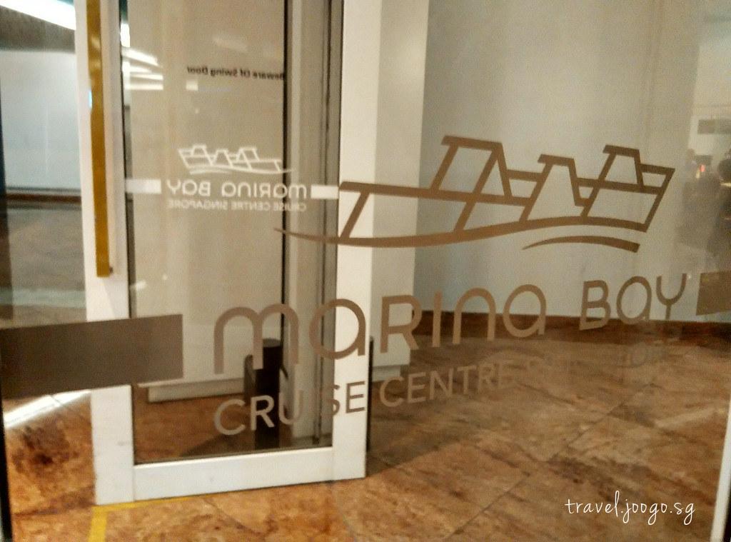 Check In Process at Marina Bay Cruise Center - travel.joogostyle.com