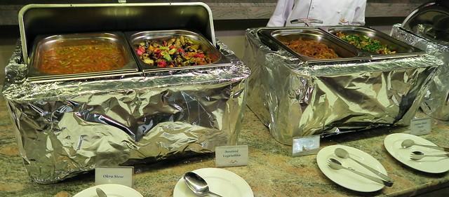 arabian nights village food platter