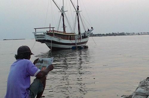 Kapal Pinisi Pusaka Indonesia