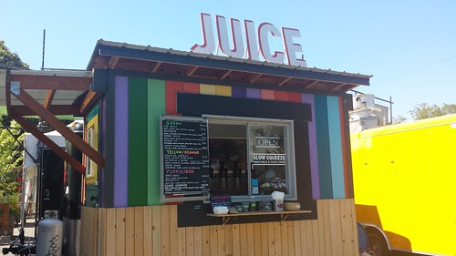 juice food cart portland