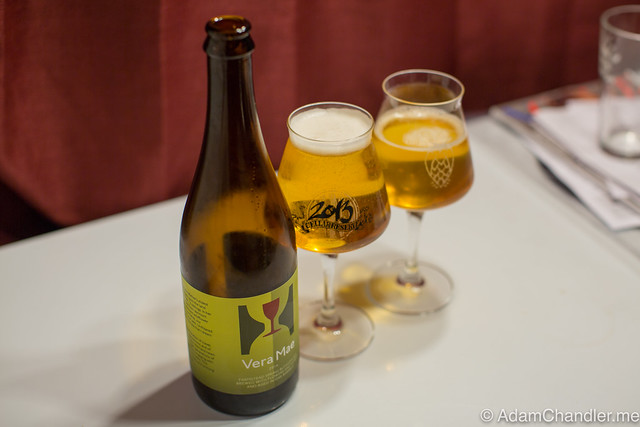 Hill Farmstead Vera Mae 2016 - Wine Barrel