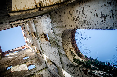 Glendale Mill Ruins-017