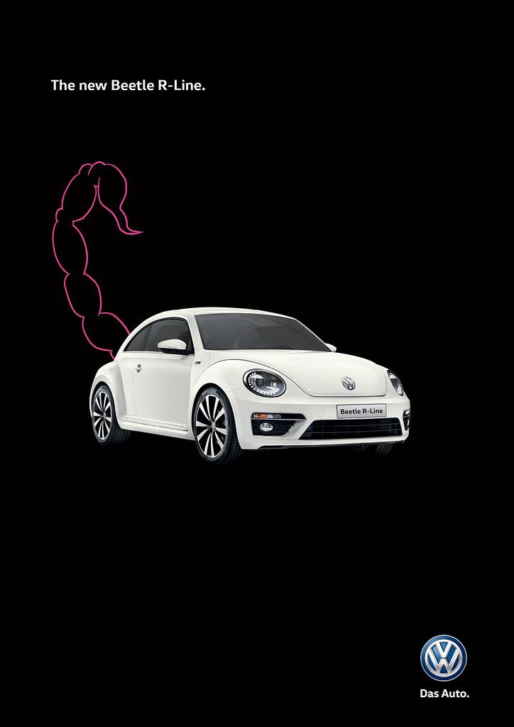 Volkswagen Beetle R-line - Scorpion