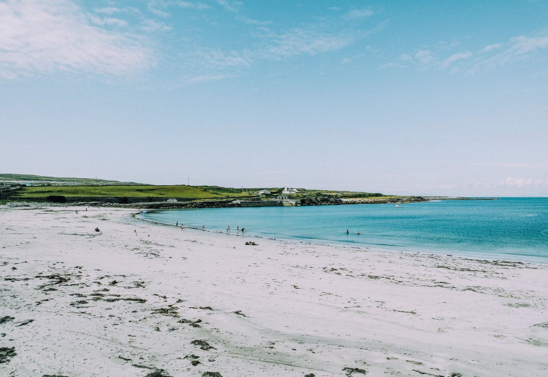 Spiaggia Inis Mor