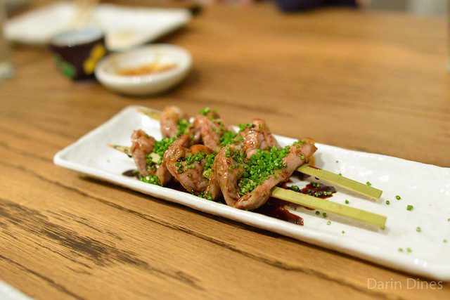 Duck with Balsamic Soy Sauce