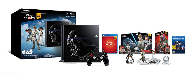 Disney Infinity 3.0 Edition   PS4 Limited Edition Packaging