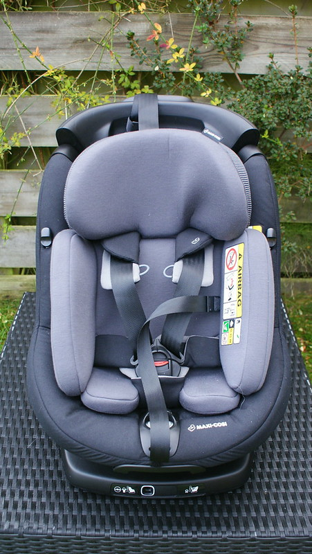 Maxi-Cosi Axissfix Plus stoelverkleiner newborn