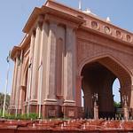 Viajefilos en Abu Dhabi, Corniche 01