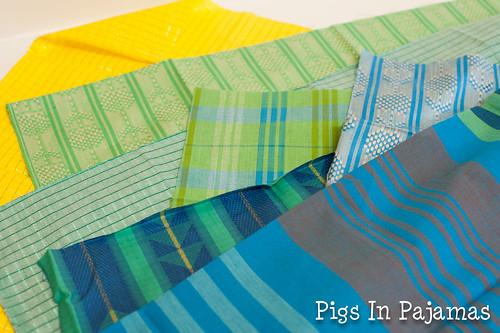 Ana Maria Horner Loominous Yarn Dyed Fabric