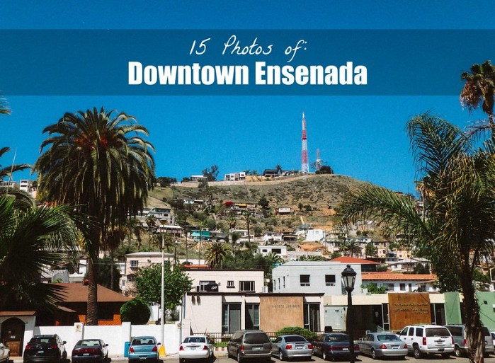 15 Photos of: Downtown Ensenada | Perogy and Panda