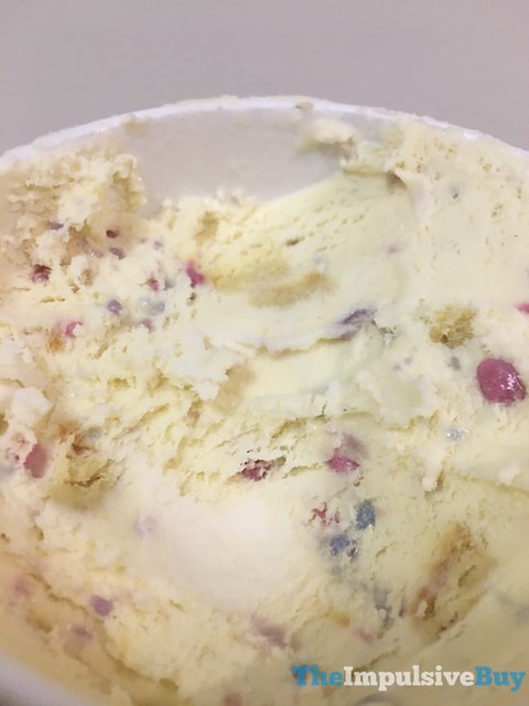 Ben & Jerry's Limited Batch Confetti Cake Ice Cream 3