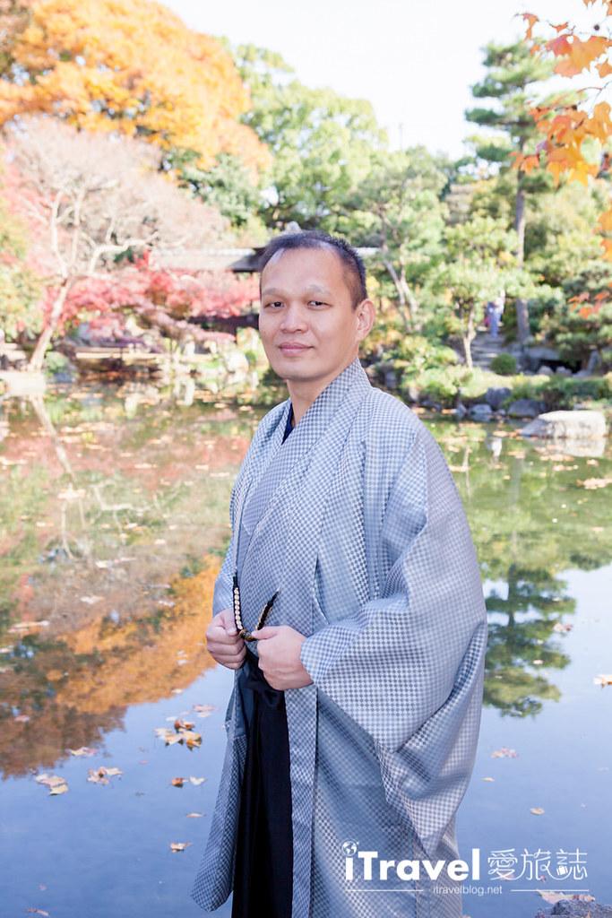 京都和服外拍摄影 (4)
