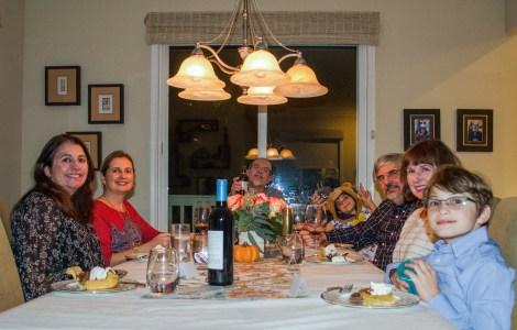 Thanksgiving Dinner-19