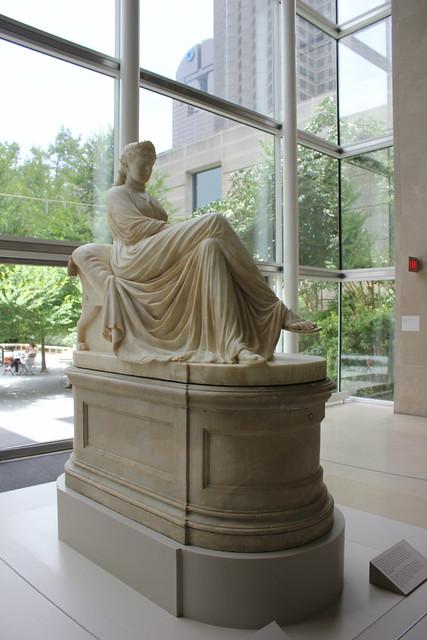 William Wetmore Story, Semiramis, Dallas Museum of Art