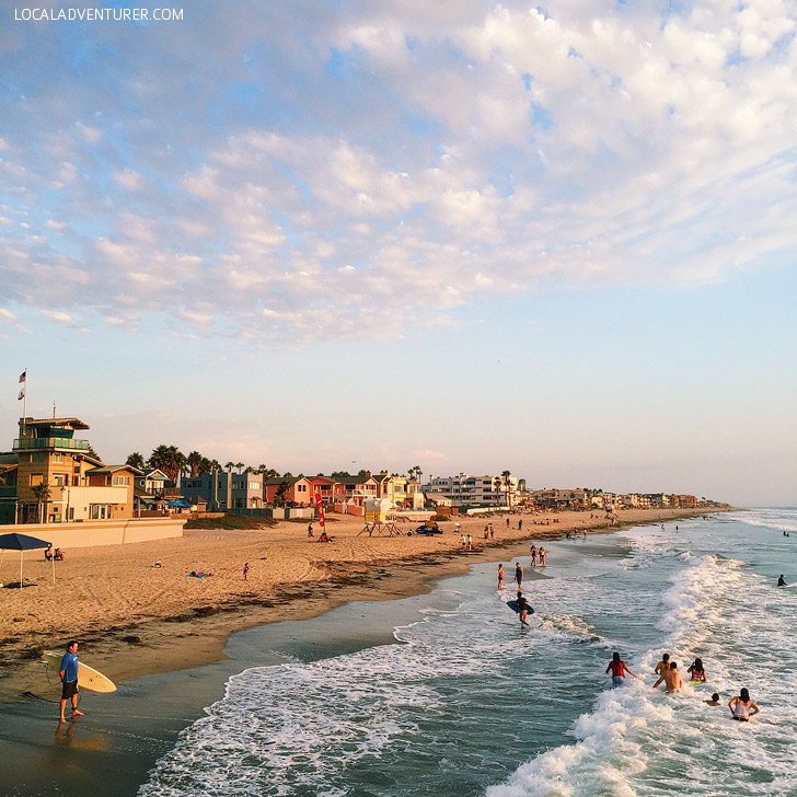 Imperial Beach Pier (25 Free Things to Do in San Diego).