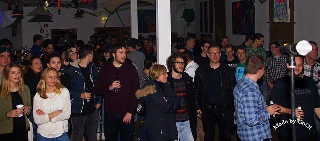 Rocknacht Mehrstetten 26.12.2015