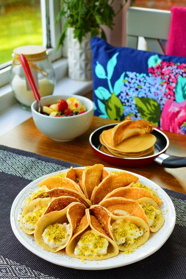 Ataif Arabic Pancakes