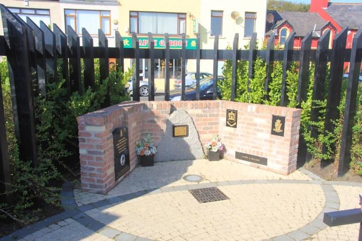 Carrickfergus Cenotaph