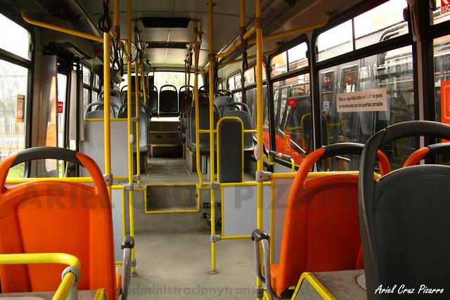 Transantiago - Redbus Urbano - Neobus Mega LE / Volvo (BJFV71) (278)