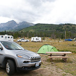 4- Rocky Mountain NP. Camping