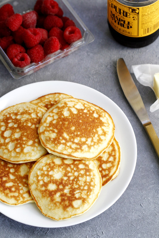 how to make your pancakes fluffy