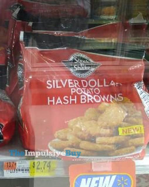 Steak 'n Shake Silver Dollar Potato Hash Browns