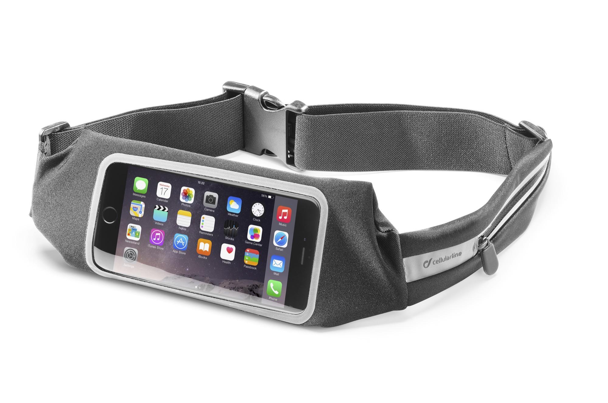 In de View Running Tailleband past zelfs een iPhone 6 Plus!