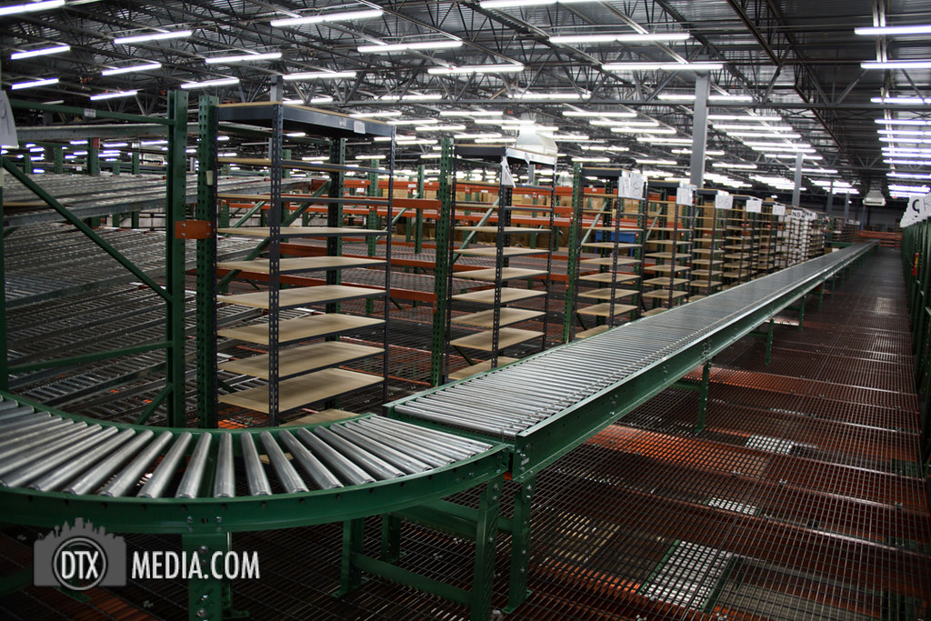 Manufacturing Photography DFW
