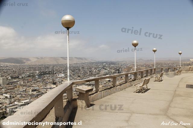 Morro de Arica (Chile)