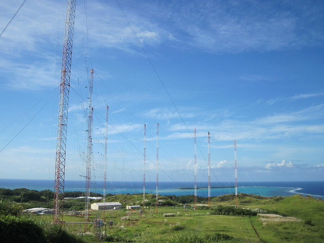 Picture from Mt. Schroeder, Guam
