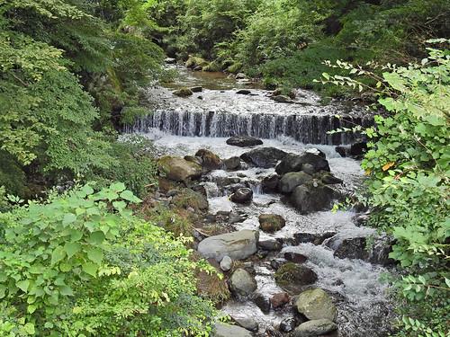 Hinata Valley, Isehara, Japan
