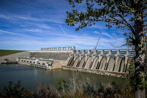 Richard B Russell Dam