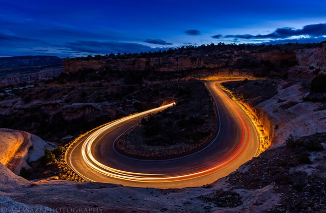 Curve Lights