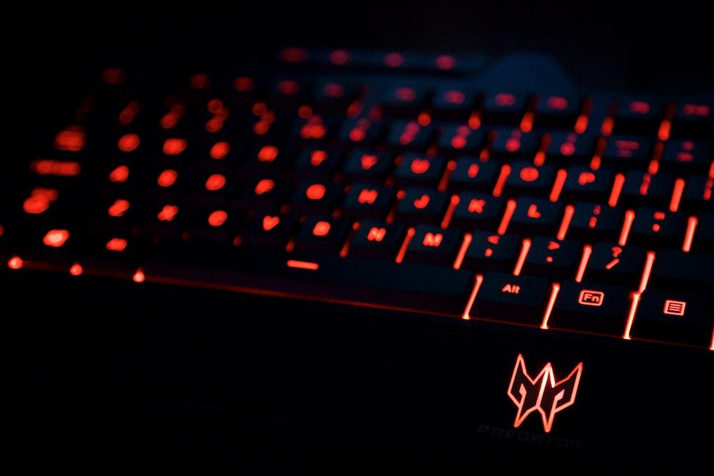 Acer Predator, dat is ook een gamma aan keyboards, muizen en andere accessoires.