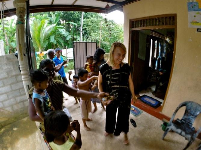 Sri Lankan Tyttö Vittu Kuvia