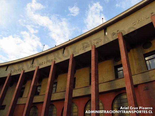 Escuela de Derecho - Universidad de Chile