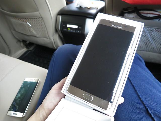 Samsung S6 Edge phones
