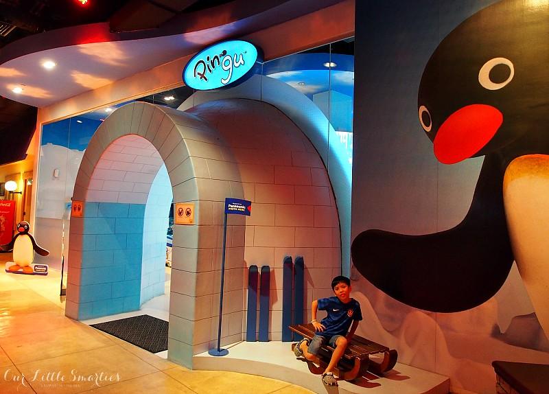 Pingu's Igloo
