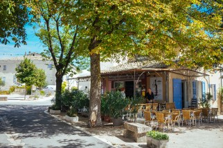 Café Restaurant de Niozelles - the first Bistrot de Pays