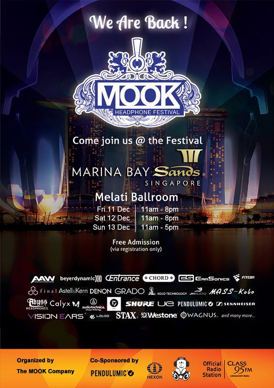 Mook Headphone Festival Banner