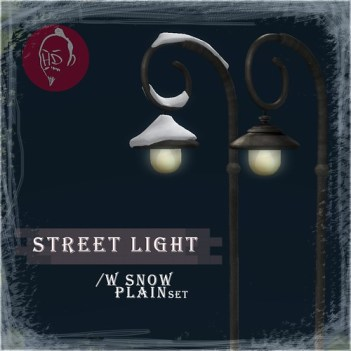 Street Light ad