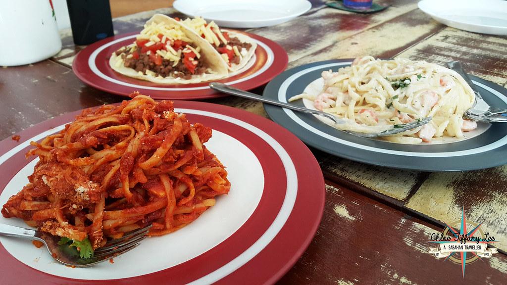 Biru Biru Cafe, Sabah Malaysian Borneo, Food Review by Chloe Tiffany Lee Mei Tchuin (1)