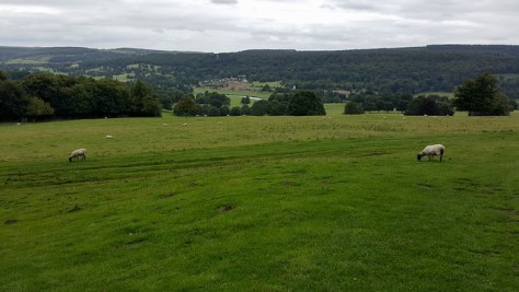 Bakewell to Chatsworth Walk