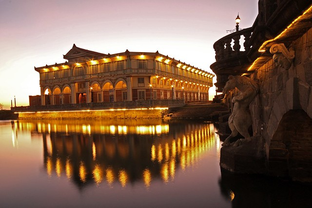 Hotel de Oriente Convention Center - Las Casas Filipinas de Acuzar