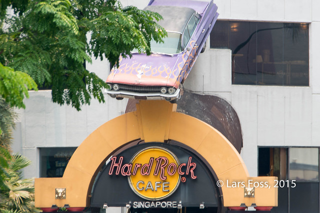 Hard Rock Cafe in Singapore